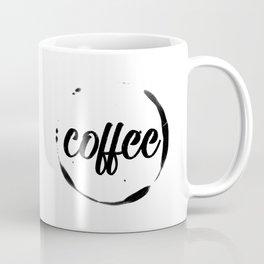 coffee stained Coffee Mug