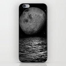artificial satellite iPhone & iPod Skin