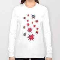 sparkle Long Sleeve T-shirts featuring Sparkle  by Sammycrafts