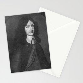 Gerard van Honthorst - König Friedrich V von der Pfalz Stationery Cards