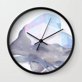 Love Hard Wall Clock