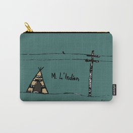 M. L'indien Carry-All Pouch