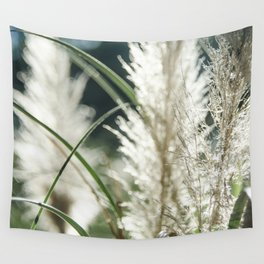 Dissolving in three stages Wall Tapestry