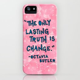 Octavia Butler iPhone Case