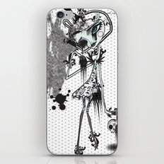 mystery of love iPhone & iPod Skin