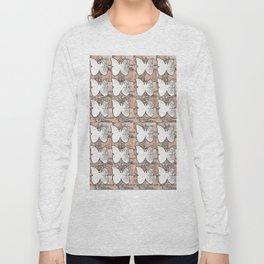 High Tech Butterflies 2a Long Sleeve T-shirt