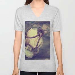 Great mussels from the Atlantic Unisex V-Neck