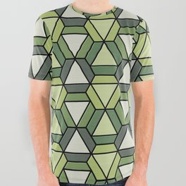 Geometrix 129 All Over Graphic Tee