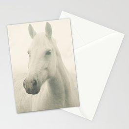 Dreamy Horse Photo Stationery Cards