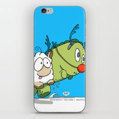 You Cannot Escape Love. iPhone & iPod Skin