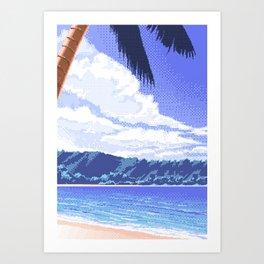 Landscape III Art Print