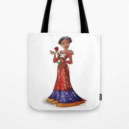 Princess Harriet Tubman (Trumble Cartoon) Tote Bag