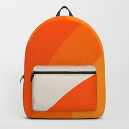 Sunrise Rainbow - Left Side Backpack