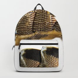 lines and blemishes Backpack