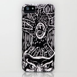 Expansion of the Mind iPhone Case