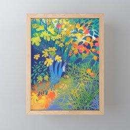 The Fig Tree Framed Mini Art Print