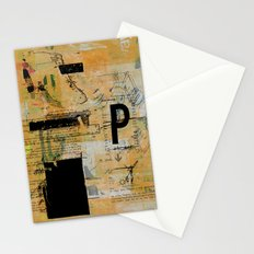 misprint 55 Stationery Cards