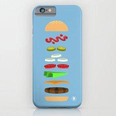 Chz Brgr Slim Case iPhone 6s