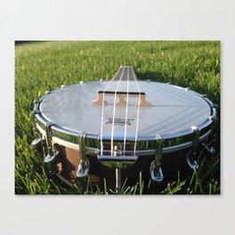 Banjo Uke 2 Canvas Print