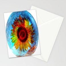 sunflower xxx Stationery Cards