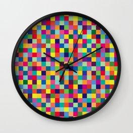 Geometric Pattern #5 Wall Clock