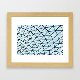 Form 1 Framed Art Print