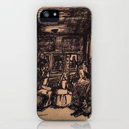 Las Meninas  iPhone Case