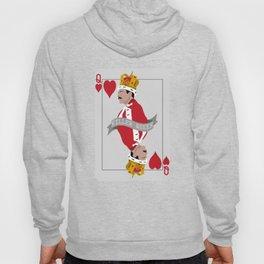 freddie poker card Hoody