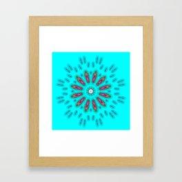 Higgs Boson Framed Art Print