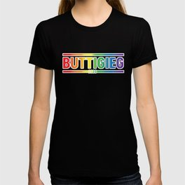 Rainbow Buttigieg 2020 T-shirt