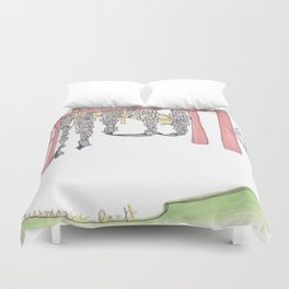 Cheeseman Park Duvet Cover