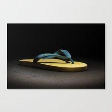 shoe 3 Canvas Print