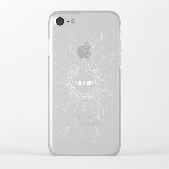 Ornament – Suntimes Clear iPhone Case