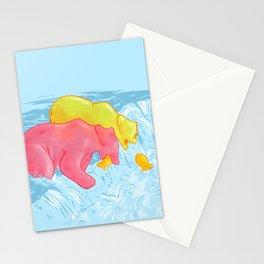 WILD SNACKS Stationery Cards