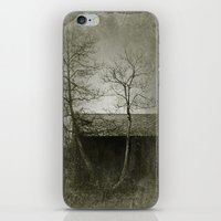 house iPhone & iPod Skins featuring old house  by n8 bucher