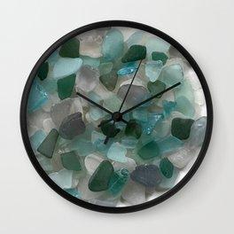 Acquiring an Ocean of Mermaid Tears Wall Clock