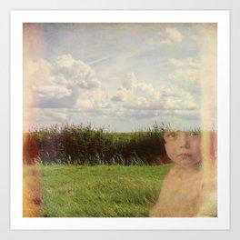 Memory 02 Art Print
