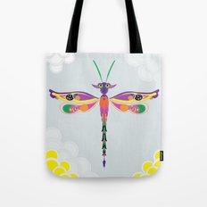 Dragon Fly Tote Bag