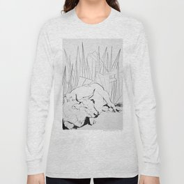 Collage Cow 41 Long Sleeve T-shirt
