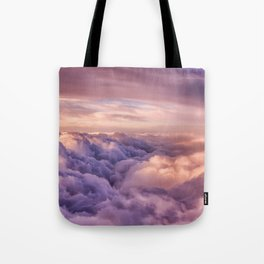 Mountains of Dreams Tote Bag