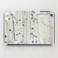 narnia iPad Cases featuring Aspen I by Laura Ruth