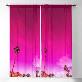 Palm Springs Rush Hour Blackout Curtain