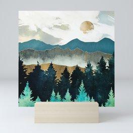 Forest Mist Mini Art Print