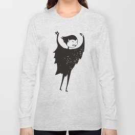little vamp Long Sleeve T-shirt