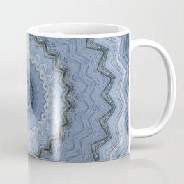 Blue Water Mandala Coffee Mug
