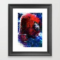EPAP SPIDER Framed Art Print