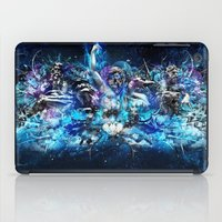 mythology iPad Cases featuring Mythology by theycallmeteddy