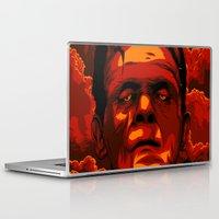 frankenstein Laptop & iPad Skins featuring Frankenstein by Denis O'Sullivan