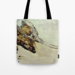 D is for Death Tote Bag