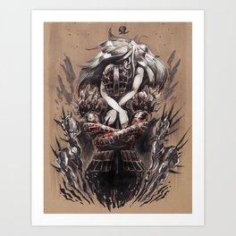 Chaos covenant Art Print